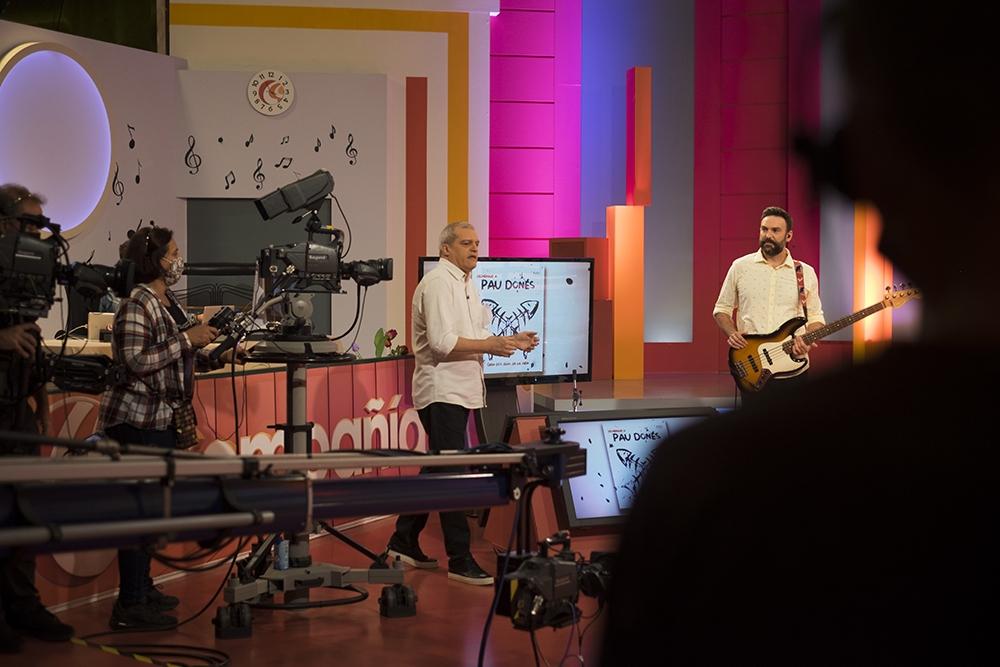 Dos días en la vida en CMMedia Televisión